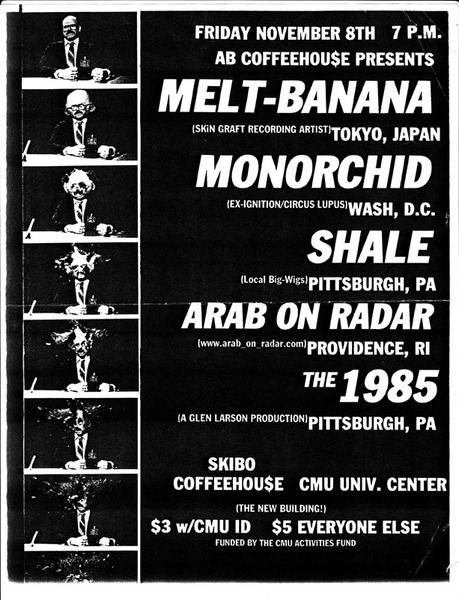 Main 1996 melt banana